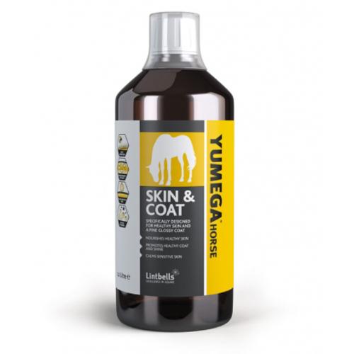 Yumega Skin & Coat Horse Supplement