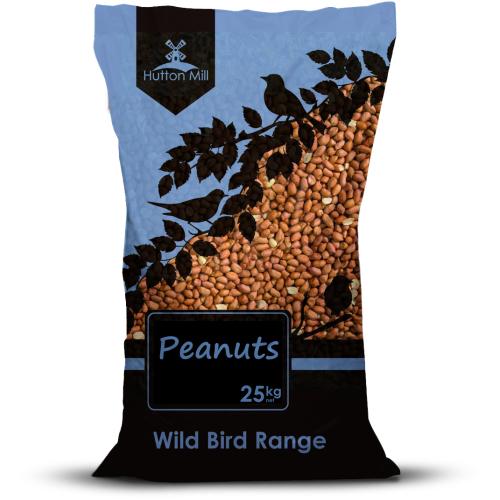 Hutton Mill Peanuts Wild Bird Food