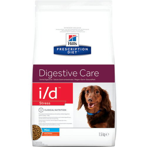 Hills Prescription Diet Canine ID Stress Mini