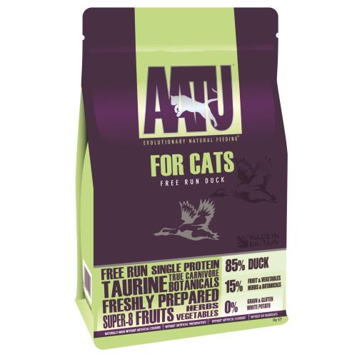 AATU 85/15 Duck Adult Cat Food