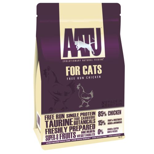 AATU 85/15 Chicken Adult Cat Food