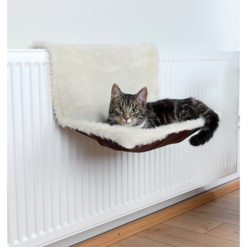 Trixie Plush Radiator Cat Bed