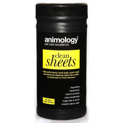 Animology Clean Sheet