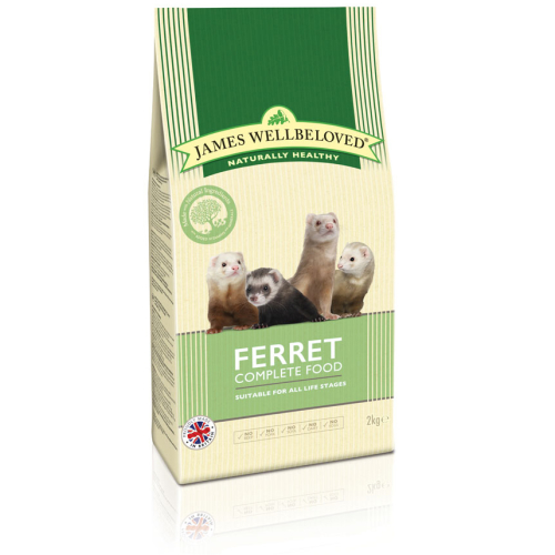 James Wellbeloved Ferret Complete Food