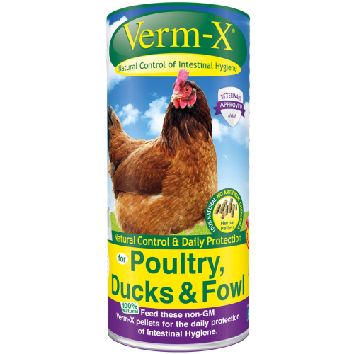 Paddock Farm Poultry Remedies Verm X For Poultry
