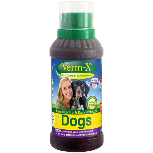 Verm X Liquid For Dogs