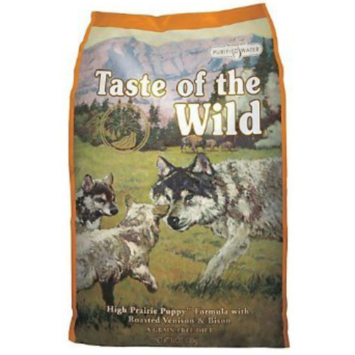 Taste Of The Wild High Prairie Venison & Bison Puppy Food