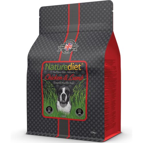 Naturediet Chicken & Lamb Dry Dog Food
