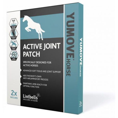 Yumove Active Joint Patch Horse Supplement