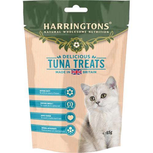 Harringtons Tuna Cat Treats
