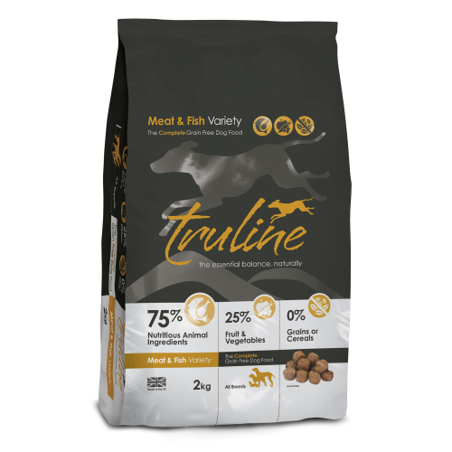 Truline Meat & Fish Adult Dog Food