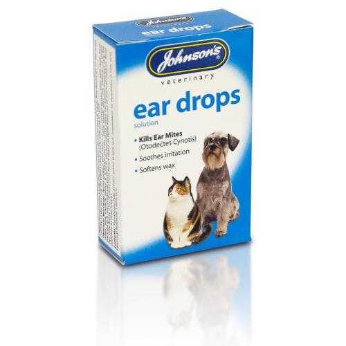 Johnsons Ear Drops