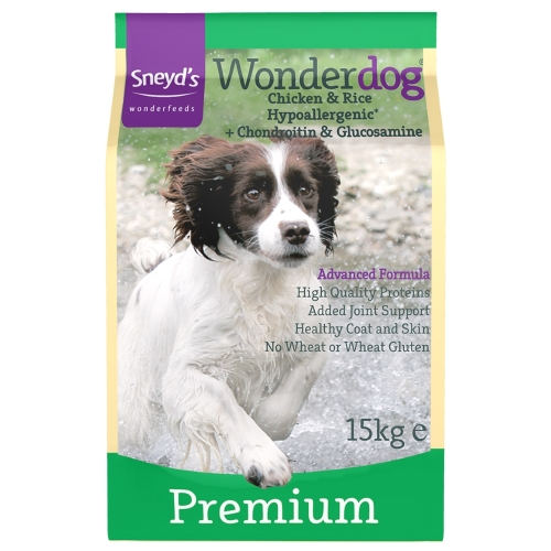 Wonderdog Premium Adult Dog Food