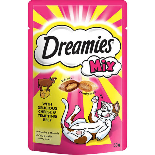 Dreamies Mixes Cat Treats