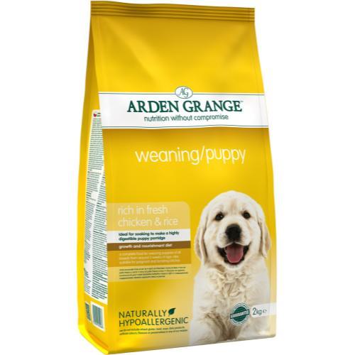 Arden Grange Chicken Weaning Puppy Food