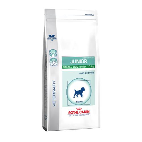 Royal Canin VCN Pediatric Junior Small Dog Food