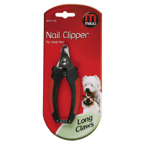 Mikki Small Pet Nail Clippers