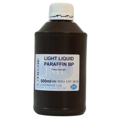 JM Loveridge Liquid Paraffin Light BPC