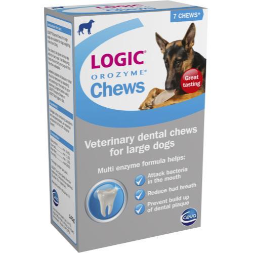 Logic Orozyme Dental Chews From 163 10 45