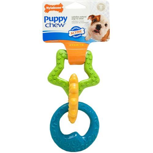 Nylabone Puppy Teething Rings