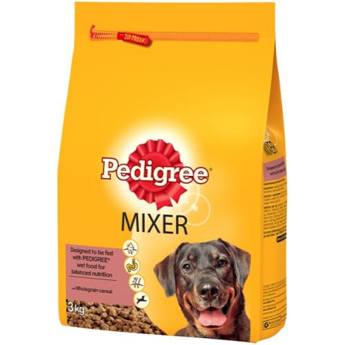 Pedigree Mixer Adult Dog Food