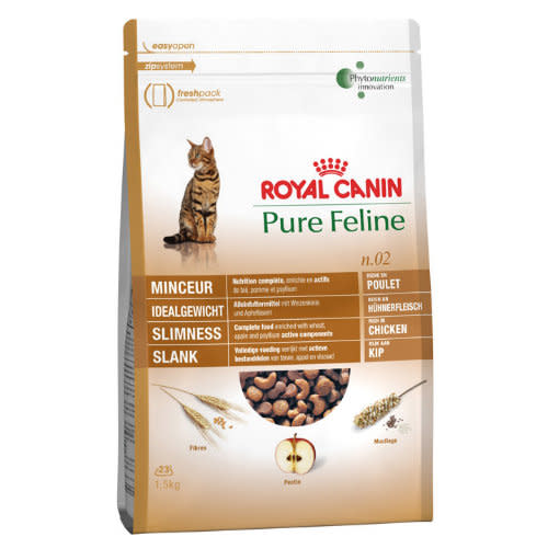 Royal Canin Pure Feline No 2 Slimness Adult Cat Food