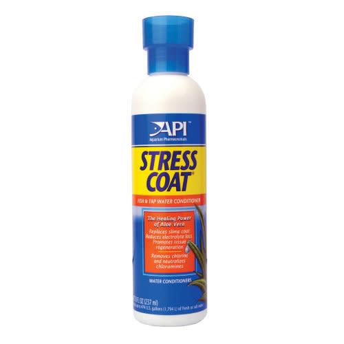 API Stress Coat & Aquarium Fish Tank Tap Water Treatment