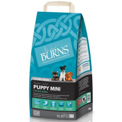 Burns Mini Chicken & Rice Puppy Food