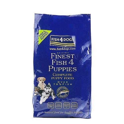 Fish4Dogs Finest Regular Bite Puppy Food