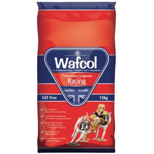 Wafcol Performance Greyhound Racing Dog Food