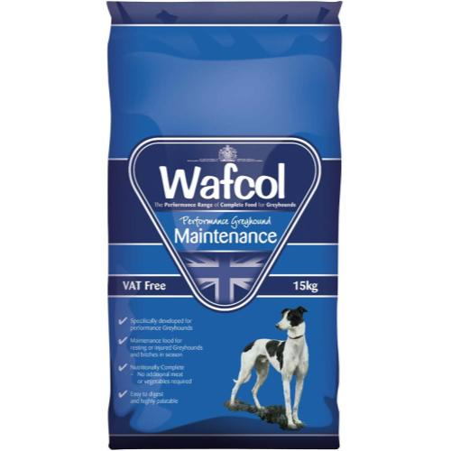 Wafcol Performance Greyhound Maintenance