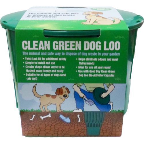 Armitage Good Boy Clean Green Dog Loo