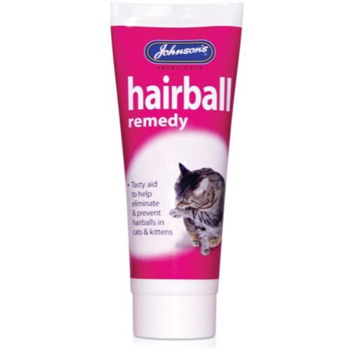 Johnsons Hairball Remedy For Cats 50g