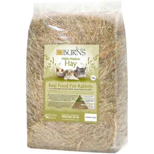 Burns Welsh Meadow Hay