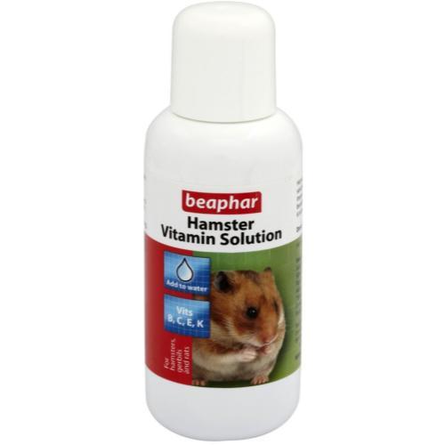 Beaphar Hamster Vitamin Solution