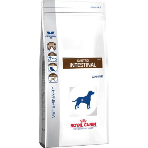 Royal Canin Veterinary Gastro Intestinal GI 25 Dog Food