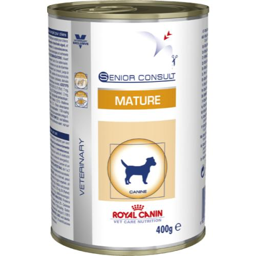 Royal Canin Vcn Senior Consult Mature Wet Dog Food From 163