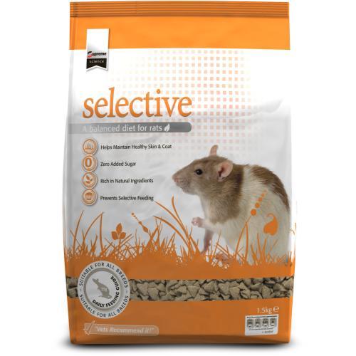 Supreme Science Selective Rat Food