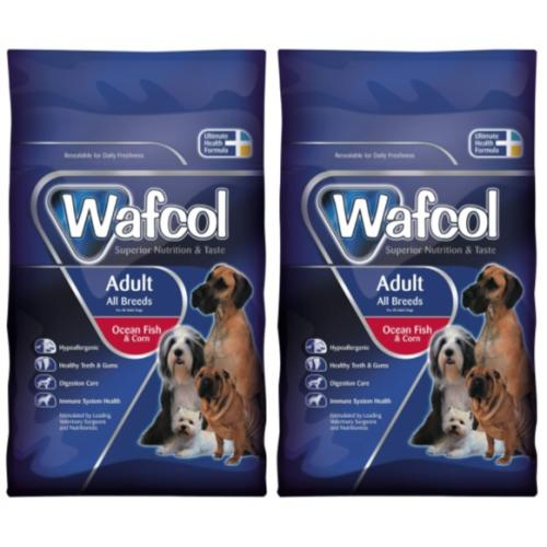 Wafcol Ocean Fish & Corn Adult Dog Food