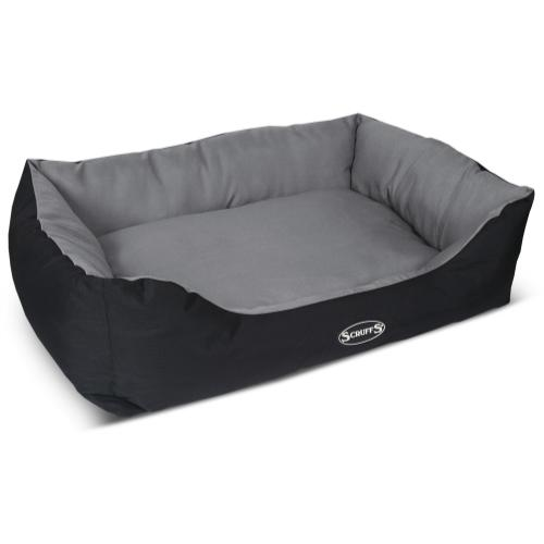 Scruffs Expedition Graphite Waterproof Dog Bed