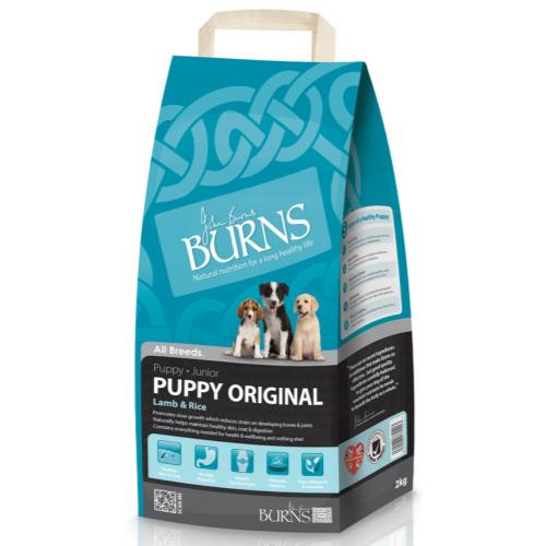 Burns Original Lamb & Rice Puppy Dog Food