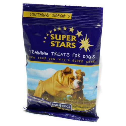 Fish4dogs Super Stars Training Dog Treats