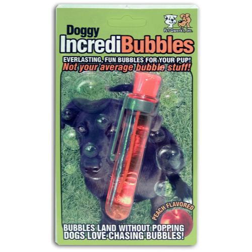 Pet Qwerks Incredi Dog Bubbles Dog Toy
