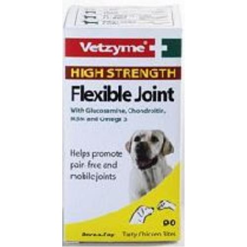 Bob Martin Vetzyme High Strength Flexible Joint Tablets