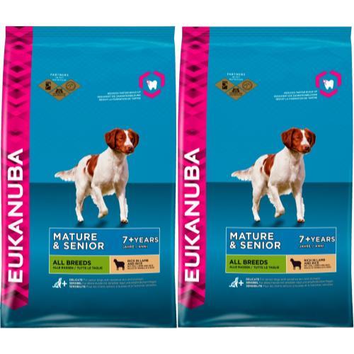 Eukanuba Lamb & Rice Mature & Senior Dog Food