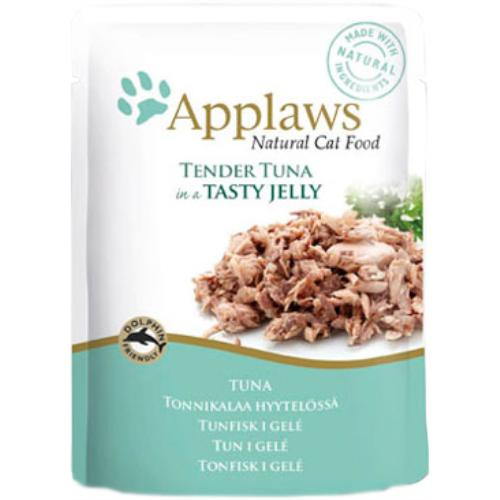 Applaws Tuna In Jelly Pouch Adult Cat Food