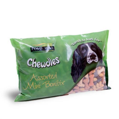 Fold Hill Chewdles Bonibix Dog Biscuits