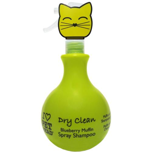 Pet Head Dry Clean Cat Shampoo Spray