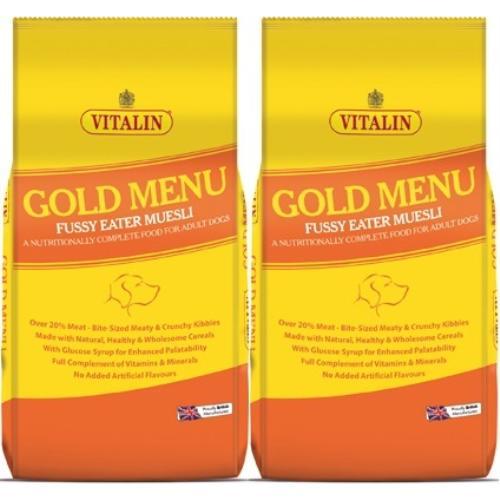 Vitalin Gold Menu Adult Dog Food