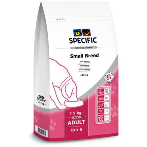 Specific CXD-S Adult Small Breed Dog Food